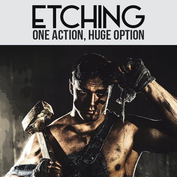 Etching