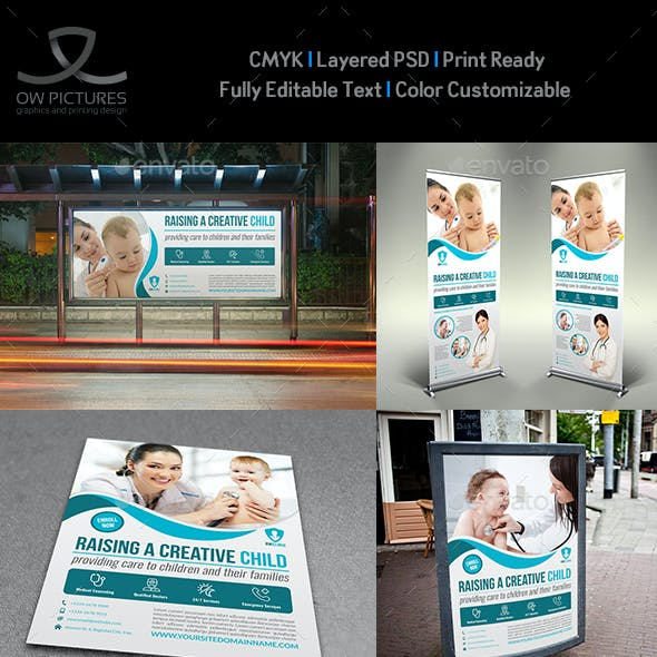 Pediatrician Advertising Bundle