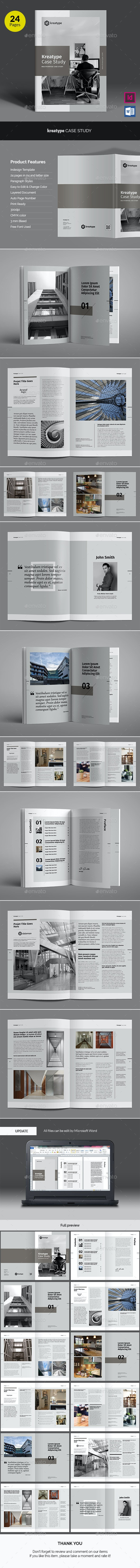 Kreatype Case Study - Informational Brochures