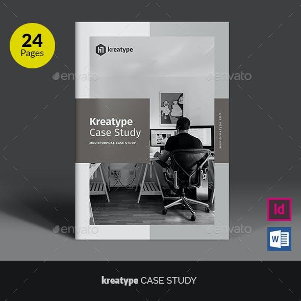 Kreatype Case Study
