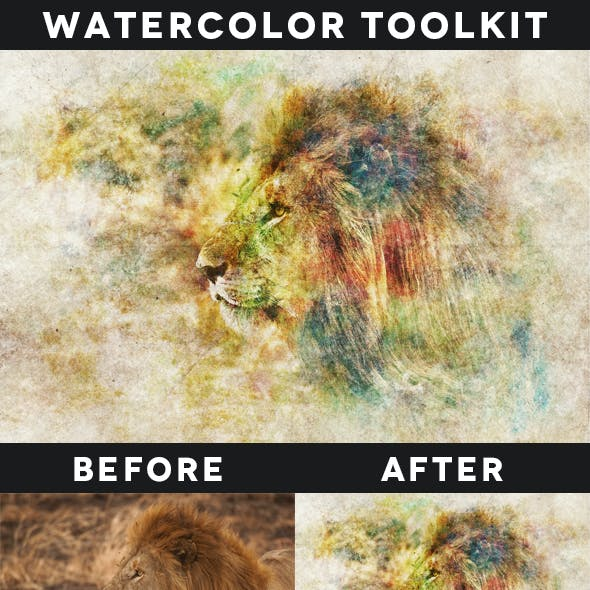 Watercolor Toolkit
