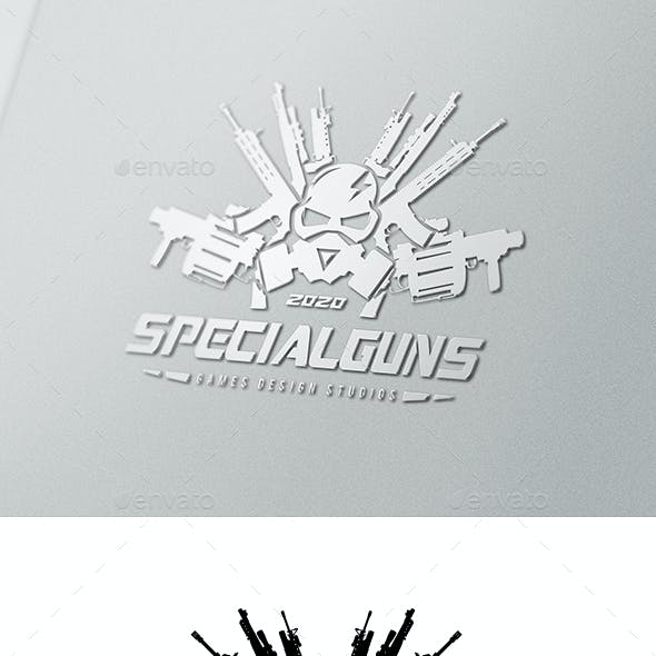 Special Gun Logo
