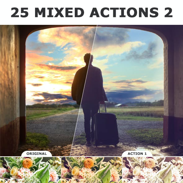 25 Mixed Actions 2