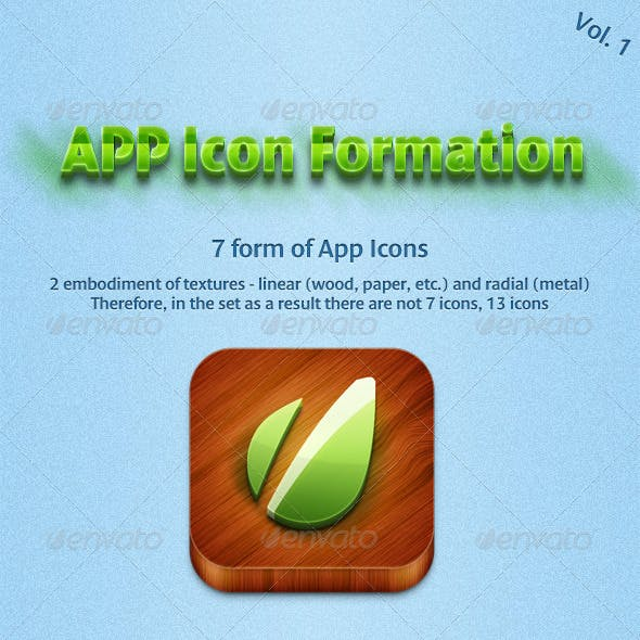 App Icon Formation