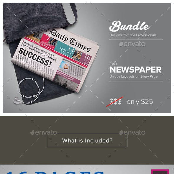 Newspapers Bundle