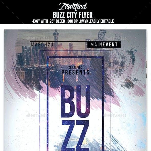 Buzz City Flyer