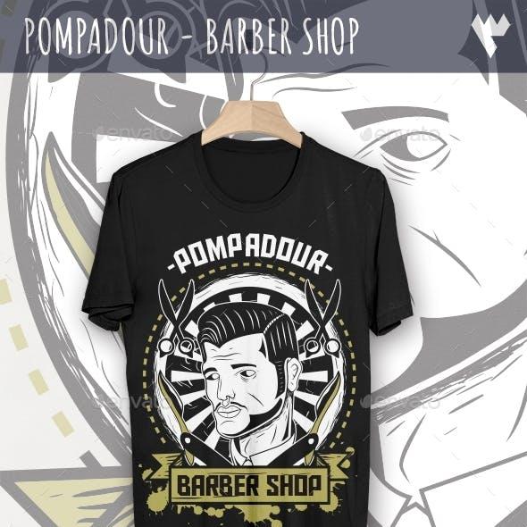 Pompadour - Barber Shop