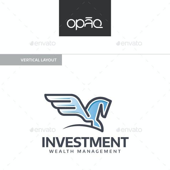 Investment Logo (Pegasus)
