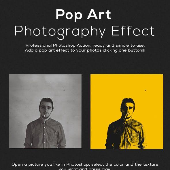 Pop Art Effect Action
