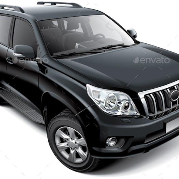 Japanese Mid-Size Luxury SUV