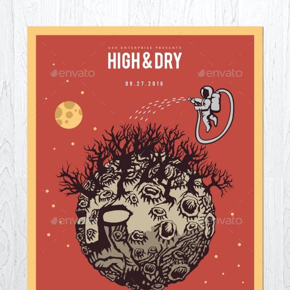 High & Dry Flyer