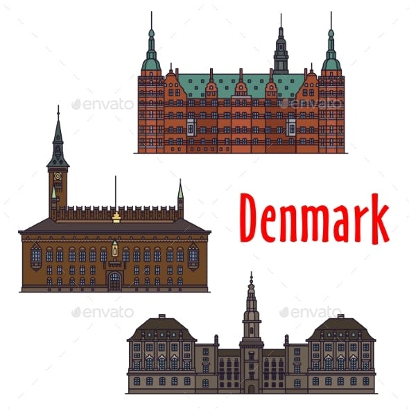 Historic Buildings And Architecture Of Denmark