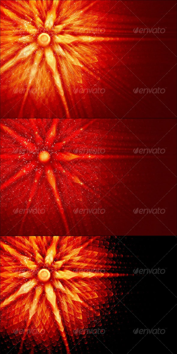 Hot Christmas Background - Backgrounds Graphics