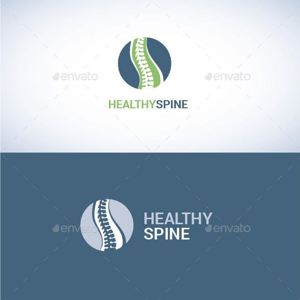 HealthySpine Logo