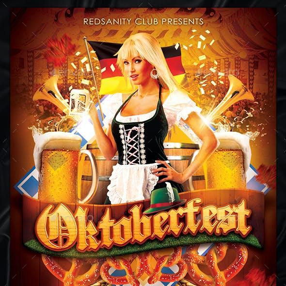 Oktoberfest Flyer V1