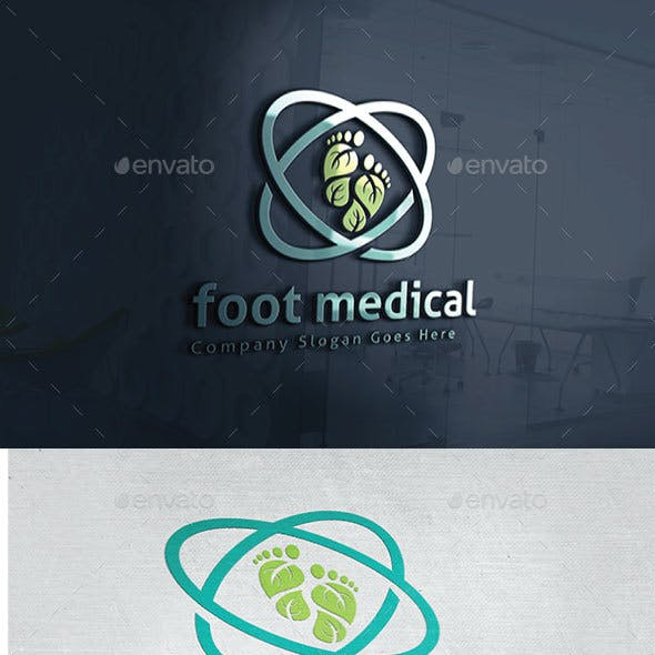 Foot Medical Logo
