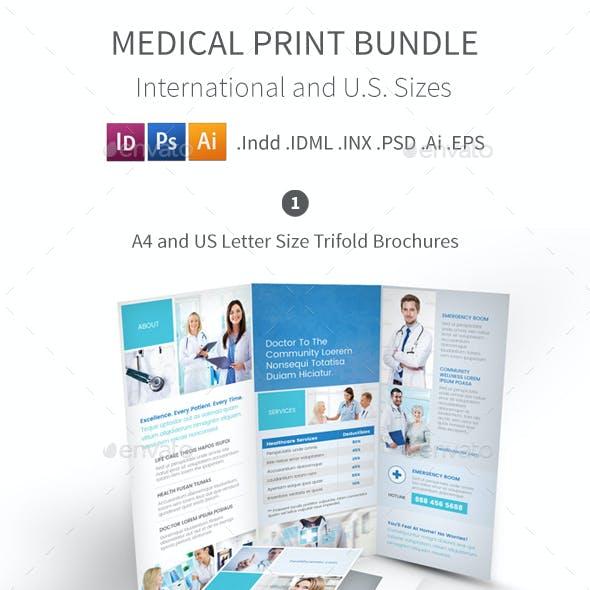Medical Print Bundle 5