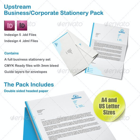 Web/IT Business Stationery Pack