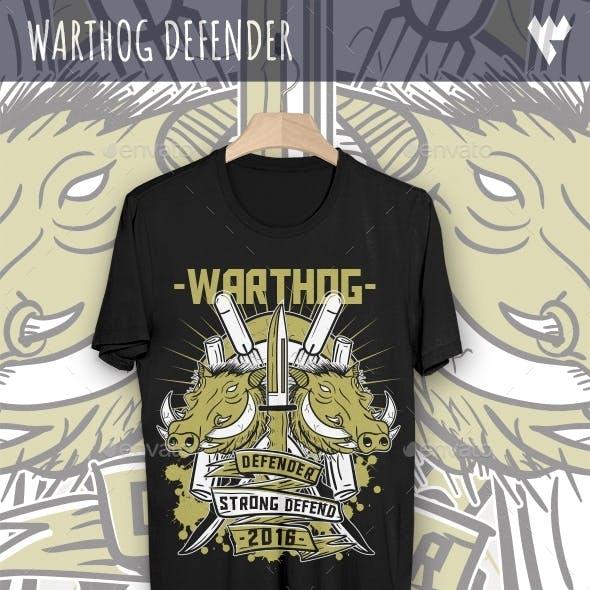 Warthog Strong Defender