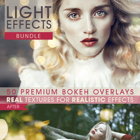 Bokeh Overlays Bundle