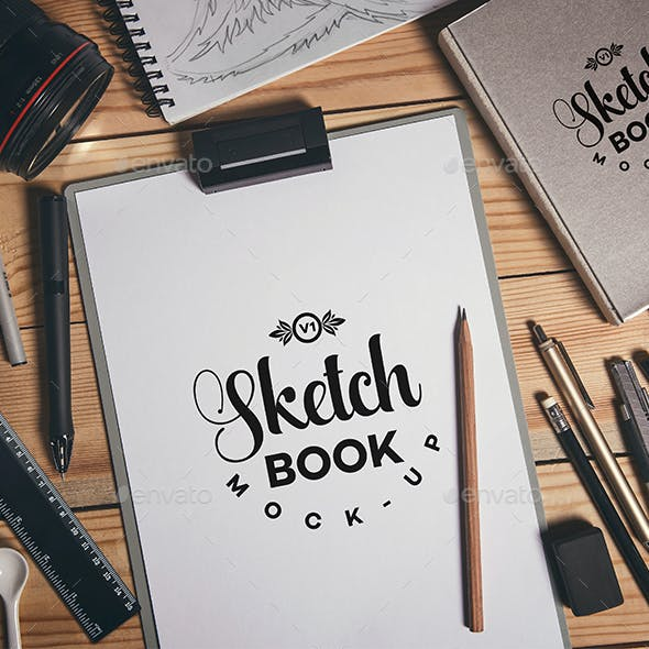 Sketch Mockup Graphics, Designs & Templates from GraphicRiver