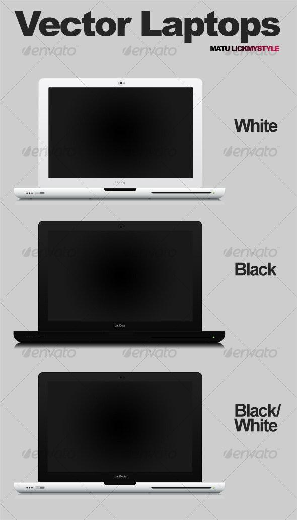 Vector Laptops - Laptop Displays