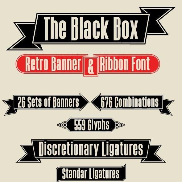 The Black Box Font
