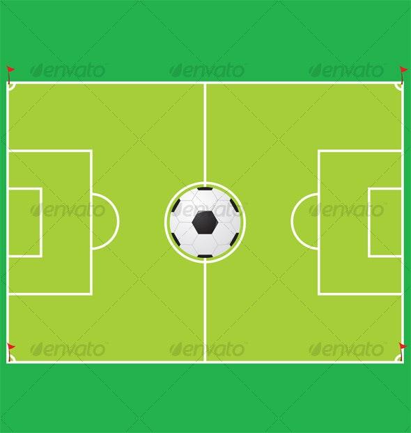 Soccer - Sports/Activity Conceptual