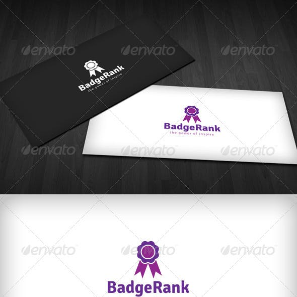 Badge Rank Logo