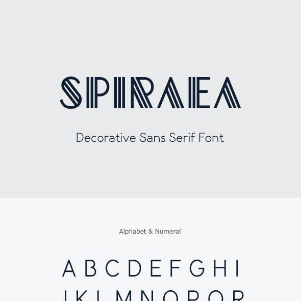 Spiraea Font