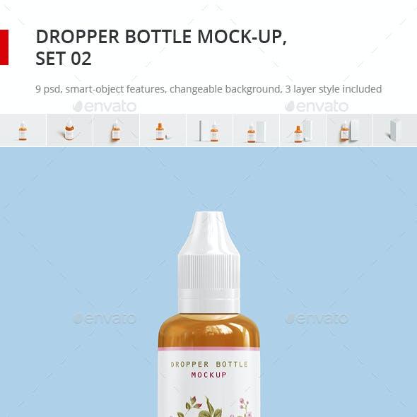 Dropper Bottle Mock-up 2