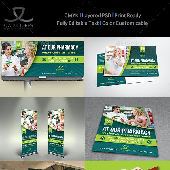 Pharmacy Advertising Bundle