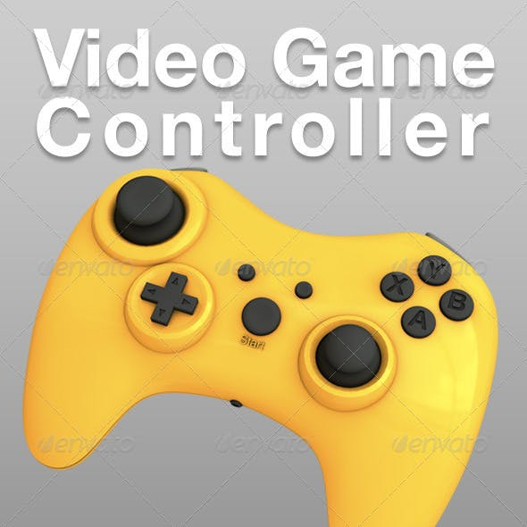 Generic Video Game Controller