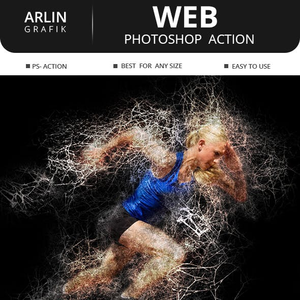 Web Photoshop Action