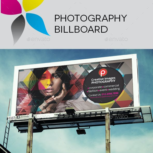 Photography Billboard