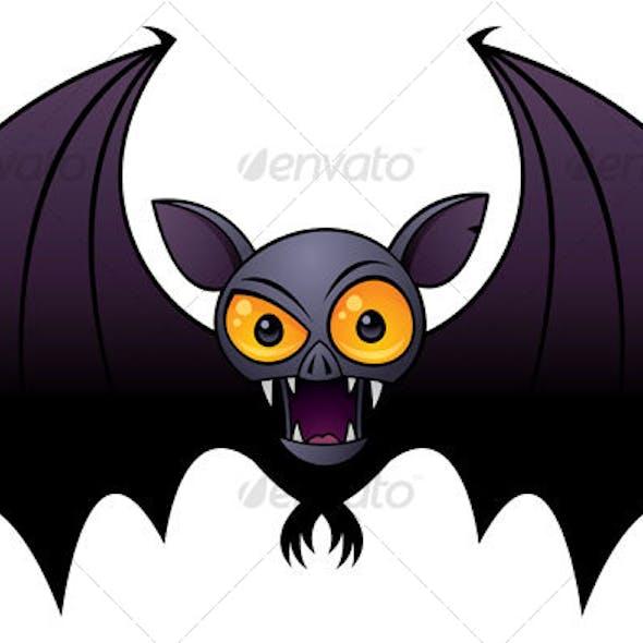 Halloween Vampire Bat