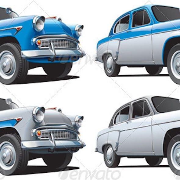 Classical Car No1