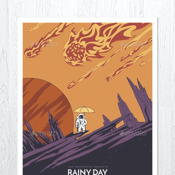 Rainy Day Flyer