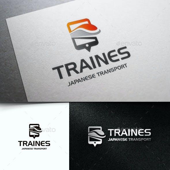 Train Mobile Locator Logo