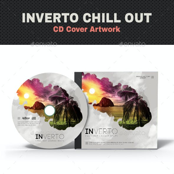 Inverto Music CD Cover