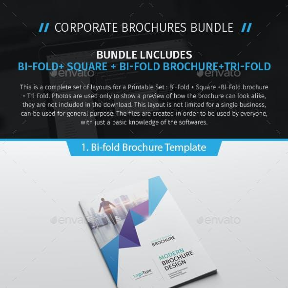Brochure Bundle 03