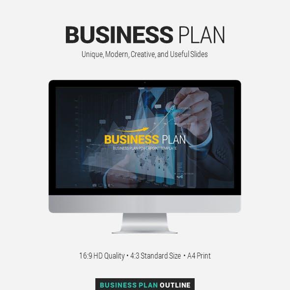 Business Plan Presentation Powerpoint