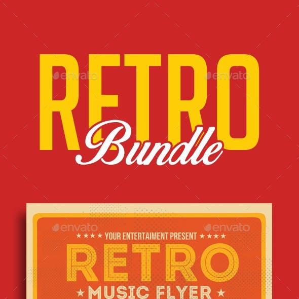 Retro Music Bundle Vol 1