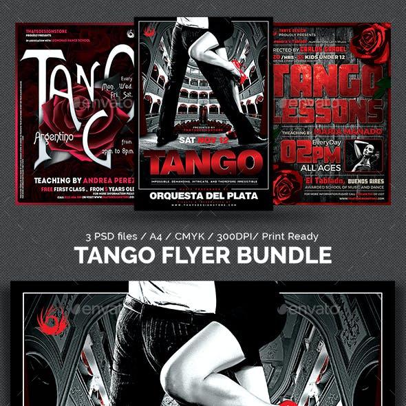 Tango Flyer Bundle
