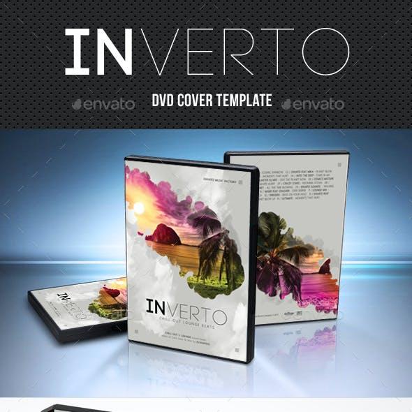 Inverto Music DVD Cover Template