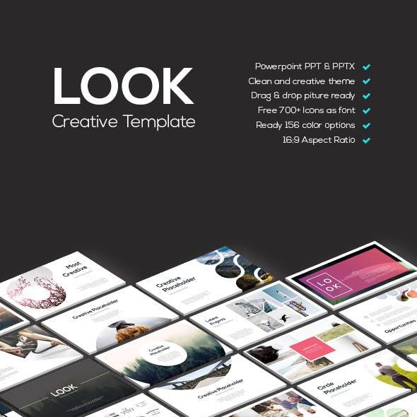 Look - Creative Theme