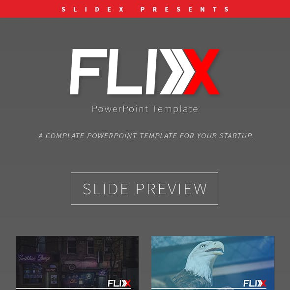 Flix PowerPoint Template