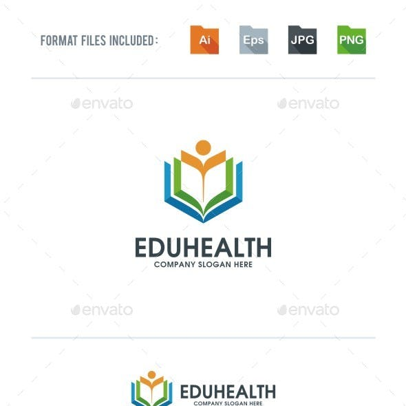 Health Education Logo Template