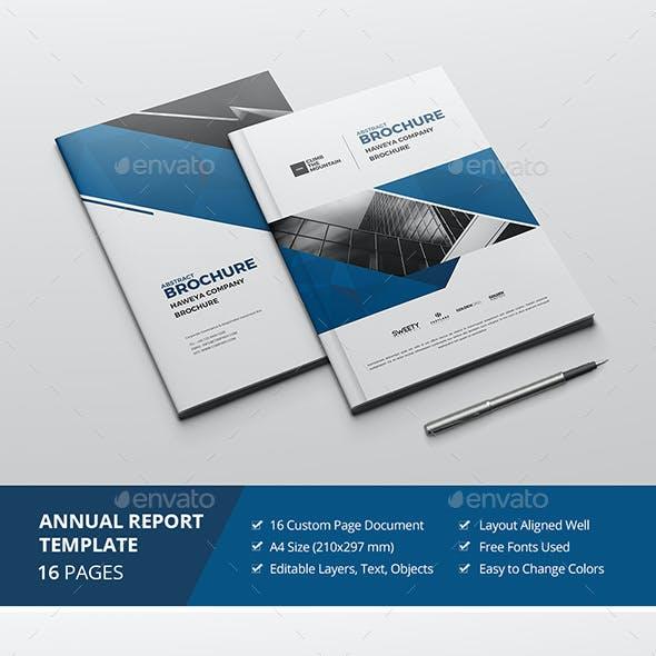 Haweya Annual Report 04