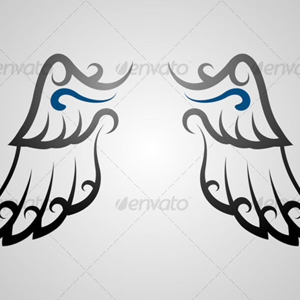 Wing Ornament 3